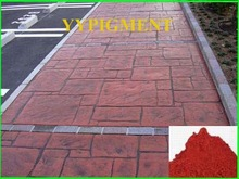 iron oxide red iron oxide pigment color tile glue