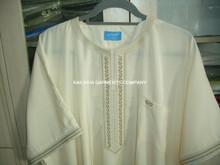 High Quality Arabian thobe ,moroccan kaftan for men Ready goods in factory