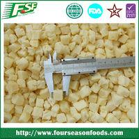 Novelties Wholesale China frozen pineapple export