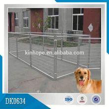 Big Double-Door Metal Pet Dog Cage