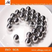 Manufacturer of chrome steel ball 52100 SUJ2