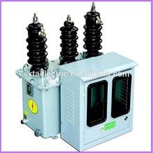 JLS-6,10,35 Oil-immersed 3 Phase High Voltage Power Meter Box