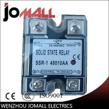 solid state relay 75A AC to AC SSR Load Voltage 24-380VAC single phase SSR 75AA