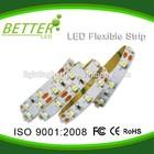 IP20 NON waterproof SMD3528 60LEDs/M single color flexible LED strip