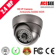CCTV Supplier 2.4MP 1080P Onvif IR Security Camera Board Lens 6mm