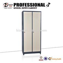 new style smart kd godrej steel almirah 2 tier metal locker