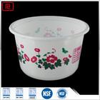 P500-P PP 16oz 500ml bowl - disposable plastic tableware