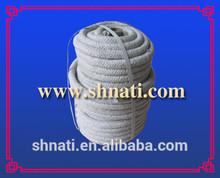 1425 nati isolierung keramikfaser runde geflecht