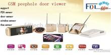 "video peephole,video peephole door camera ,3.2"" HD Capacitive ScreenFDL-OM18S"