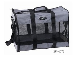 pet travel bag with ISO,Sedex,Intertek,CE certificate