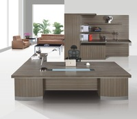 2014 New Design Luxury Modern Wooden Office Table & Executive Table HX-ET14081