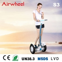 Airwheel S3 electric skateboard 1000w with CE,RoHS,MSDS certificate SONY battery in changzhou