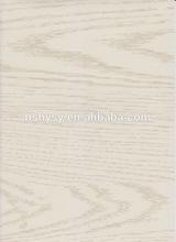 2014 hot selling woodgrain pvc foil lamination sheet for interior door and furniture