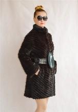 2014 top mink fur of 2014 new design coat natural mink fur coat