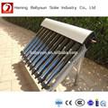 vente hot mini portable chauffe eau solaire