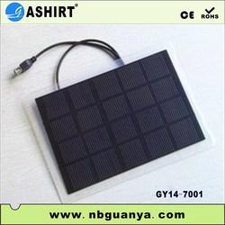 3W/5V for bag mini solar panel