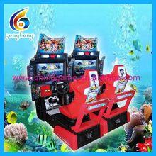Design best sell arcade initial d car racing machine