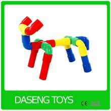 kids mini changeful non-toxic plastic construction blocks set passed EN71