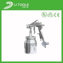Hot sale Aluminium 200ml 1.0mm airbrush spray gun