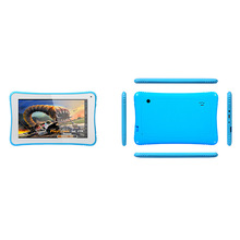 Hot sale kids tablet pc 3D game dual camera WIFI android 4.2