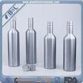 500 700 750ml comptitive preis aluminium flasche Karibik rum