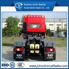 Nissan Deckard 6X4 tractor truck head with flat roof
