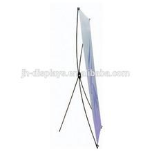 economic fiber glass X banner stand