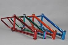Chromoly4130 Butted cp blue frame bmx bike frames