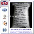 Qualité industrielle FeSO4.7H2O cristal heptahydraté Sulfate ferreux pour le traitement des eaux usées