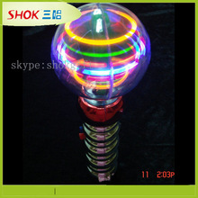 Party supply new product led spinning ball stick