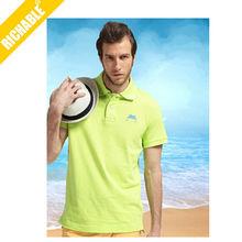 Yellow Color mens polo tshirts,custom polo shirts,cheap polo t shirts