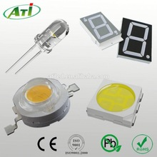 taiwan epistar chip led, LED chip factory, ISO9001 LED chip factory approved