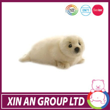 new design plush seal toy meet EN71,ASTM standard