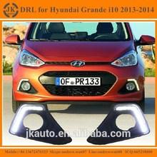 Hot Selling Super Bright LED DRL Fog Light for Hyundai i10 Excellent Quality LED DRL for Hyundai i10 2013 2014