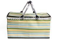 professional provide china pp woven laminated shopping bag shopping basket