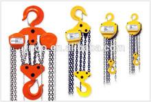 lifting machine hand chain hoist/pull lift manual chain hoist