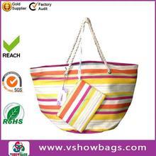 striped canvas 2012 trendy beach bags 2013 2013 best beach bag