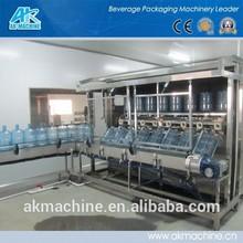 5 gallon mineral water filling machine/pure water bottling machine/water filling production line price