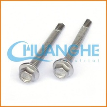 china supplier!stainless din 7504 drilling screw