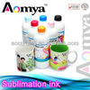 Good transfer rate!Dye sublimation white ink for EPSON printers