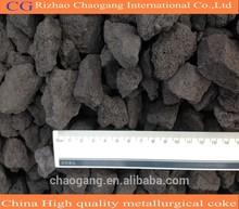 International coke price professional metallurgical coke /foundry coke manufacturer