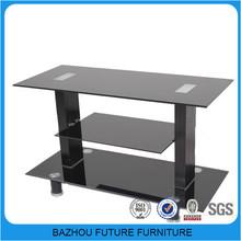 modern simple cheap glass lcd tv cabinet model