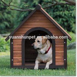 multi color waterproof wood dog house