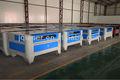 China profissional jq1390-100w/150w co2 laser cutter ce fabricação, fda