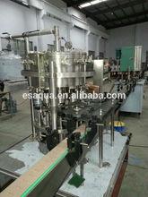 PET / Aluminum Can Filling / sealing Machine