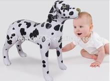 Hot sale pvc Inflatable animal dog