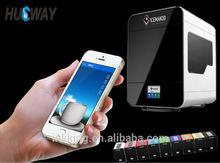 Shenzhen Hueway 3D Printer Manufacturers 140*140*150mm 3D Printer Dual Extruder