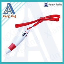 Cheap wholesale pen with lanyard, nurse lanyard pen