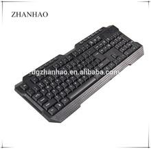 New Style beautiful 116 keys durable multimedia keyboard