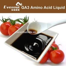 Amino Acid Gibberellin Fulvic Acid Liquid with NPK